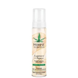 Sugarcane & Papaya Herbal Body Wash