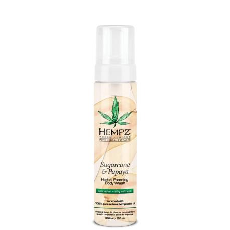 Sugarcane & Papaya Herbal Body Wash