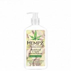 Sandalwood & Apple Herbal Body Moisturizer