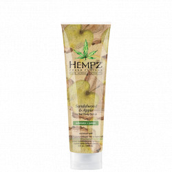 Sandalwood & Apple Herbal Foaming Body Scrub