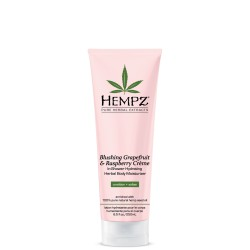 Blushing Grapefruit & Raspberry Crème Herbal Body Wash