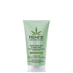 Exotic Green Tea & Asian Pear Herbal Body Mask