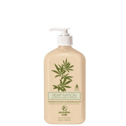 Hemp Nation - Toasted Coconut & Mashmallow Tan Extender