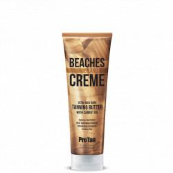 Beaches and Crème
