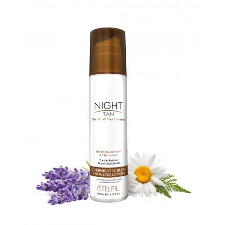 Night Tan Overnight Sunless Lotion